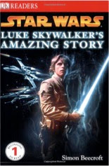 bookcover of Luke Skywalker's Amazing Story  by Simon Beecroft