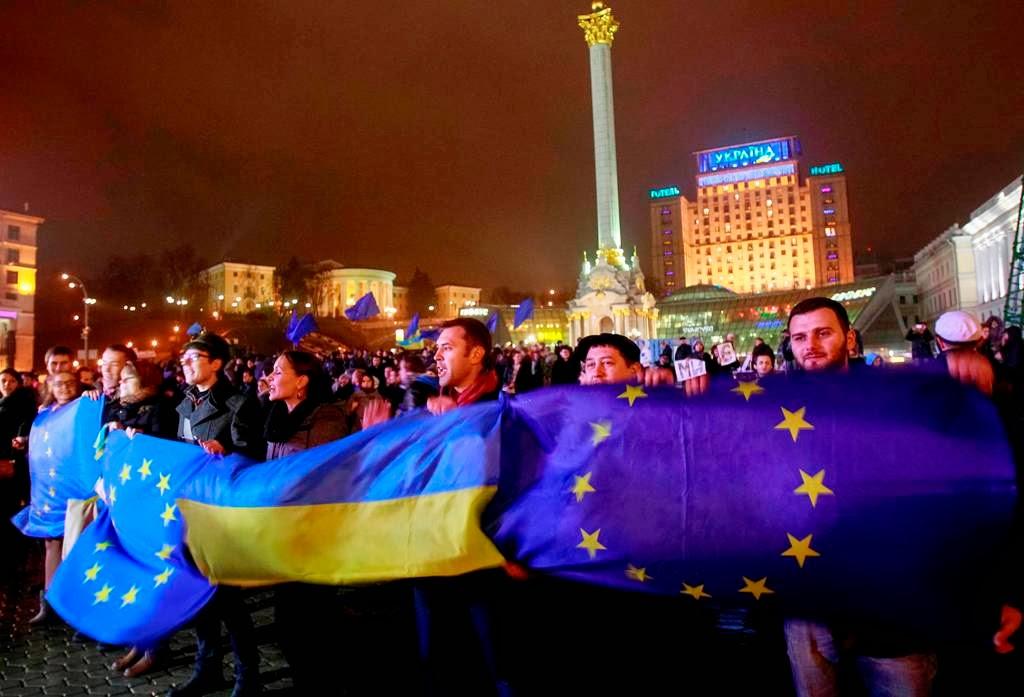 Ουκρανία – Ρωσία – ΕΕ. Η ρωσο-ουκρανική κρίση και το υπόβαθρό της