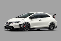 Honda Civic Type R (Mugen Concept) (2015) Front Side