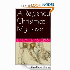 A Rengency Christmas, My Love