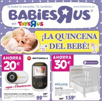 Me gusta ahorrar la quincena del beb en toys r us for Porte bebe toys r us