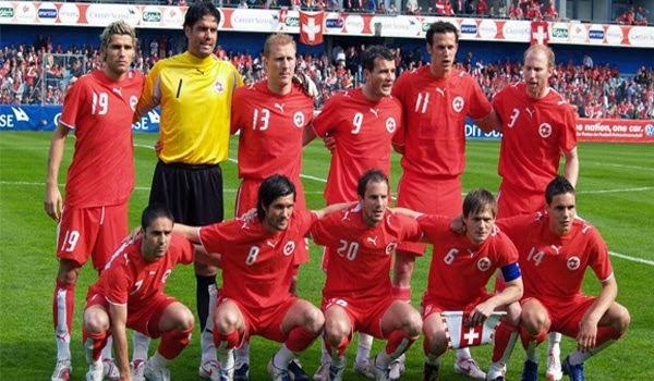 Swiss vs Inggris