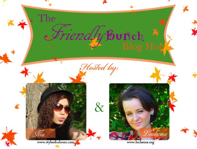The Friendly Bunch Blog Hop