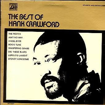 Hank Crawford From The Heart