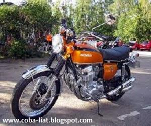 Motor jadul paling top didunia