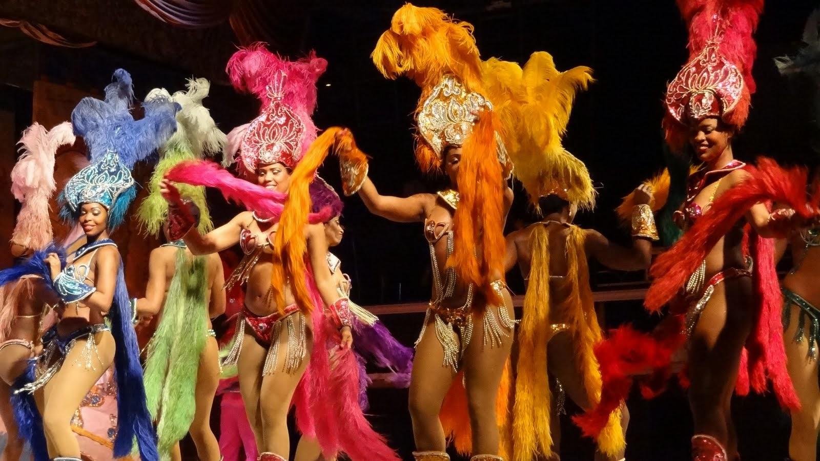 Noite no Rio - Apresentação do show no Plataforma