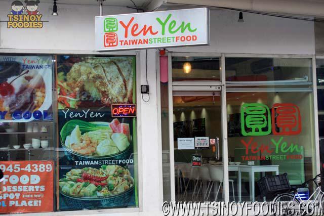 yen yen taiwan street food