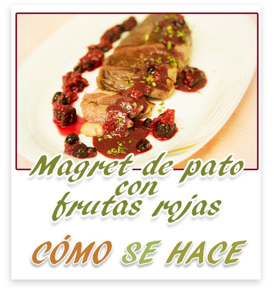 MAGRET DE PATO C...