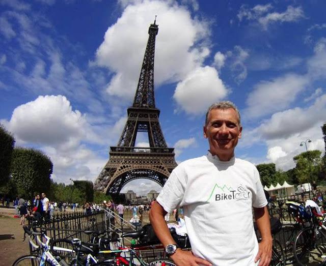 Ivan Puja u Parizu