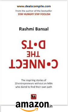 Connect The Dots  -Autor:Rashmi Bansal
