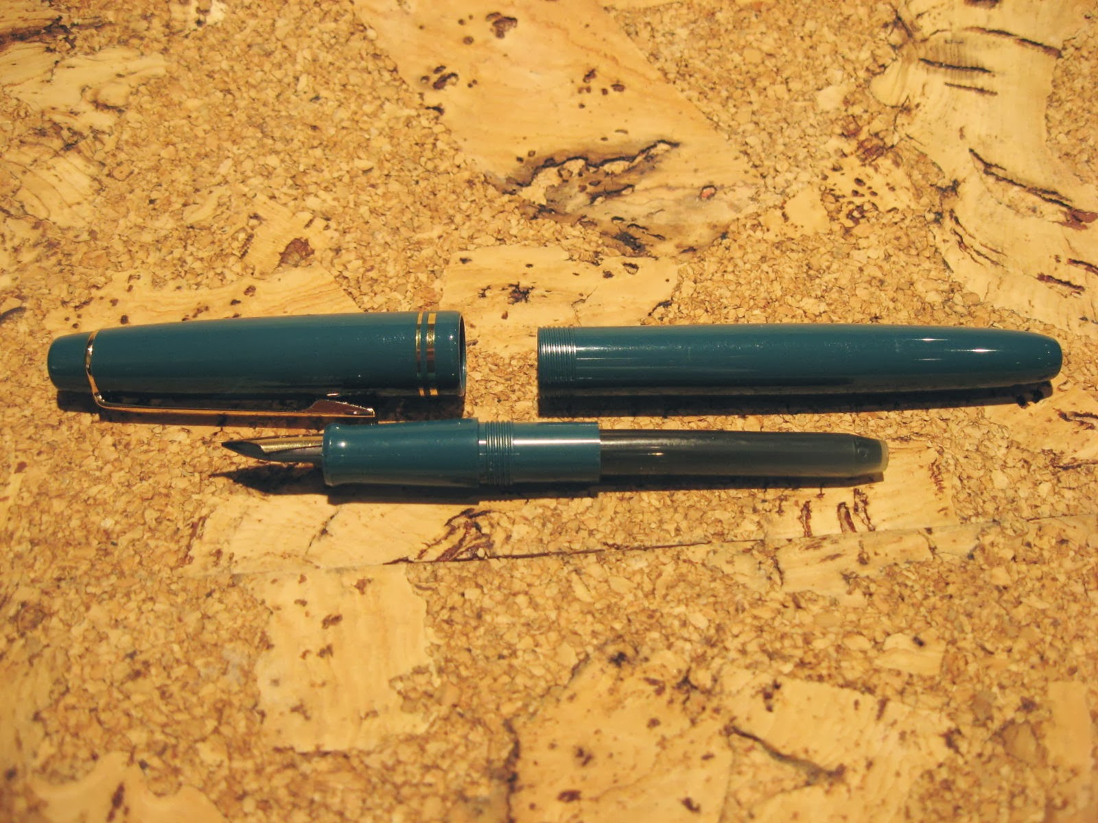 The Daily Acquisition Pilot 78g Fountain Pen