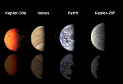 NASA's Kepler mission has discovered the first Earthsize planets orbiting a .