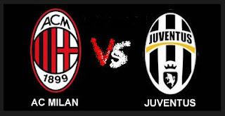 Partido AC Milan Vs Juventus – Jornada 25 del Calcio