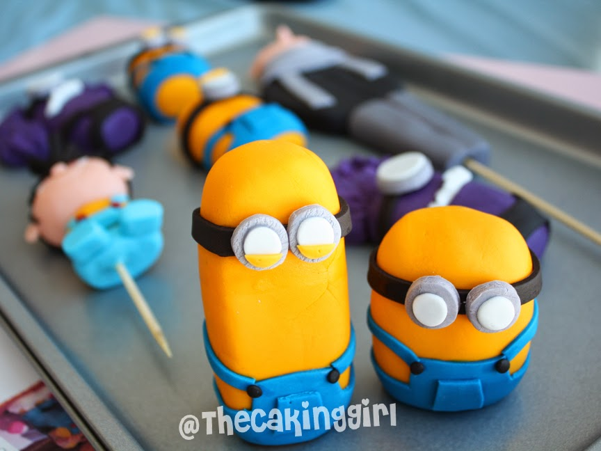 how to make despicable me minions tutorial