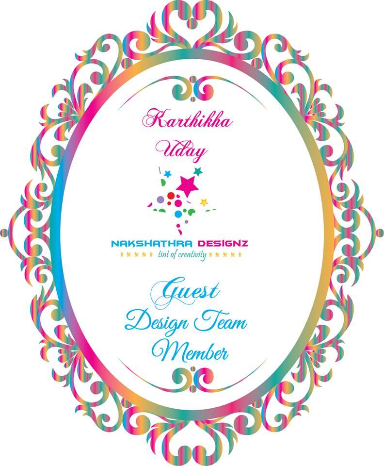 Guest Designer at Nakshathra Designz