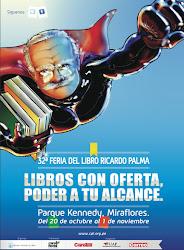 32 Feria del Libro Ricardo Palma 2011