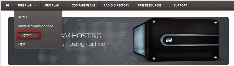 Cara Membuat Radio Online/Streaming Secara Gratis