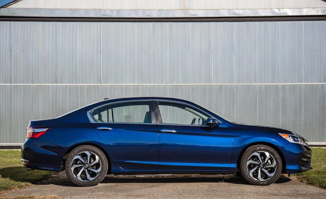 2016 Honda Accord Sedan 2.4L CVT