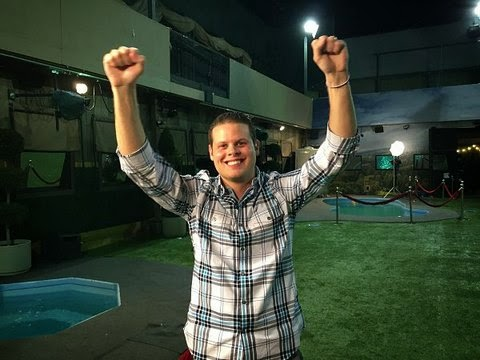 Derrick Wins Big Brother 16