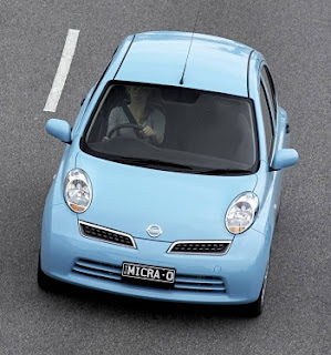 Nissan Micra Automatic Review