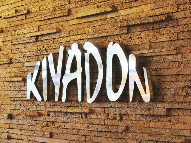 Kiyadon Sushi Taman Anggrek Mall (new look)