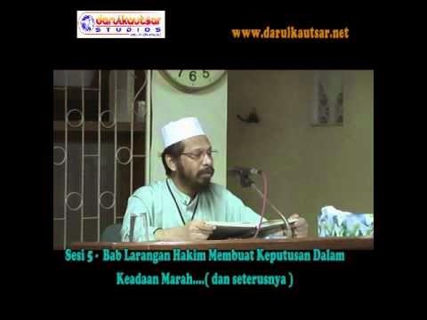 Syarah Shahih Muslim - Kitab Pemerintahan - Maulana Asri