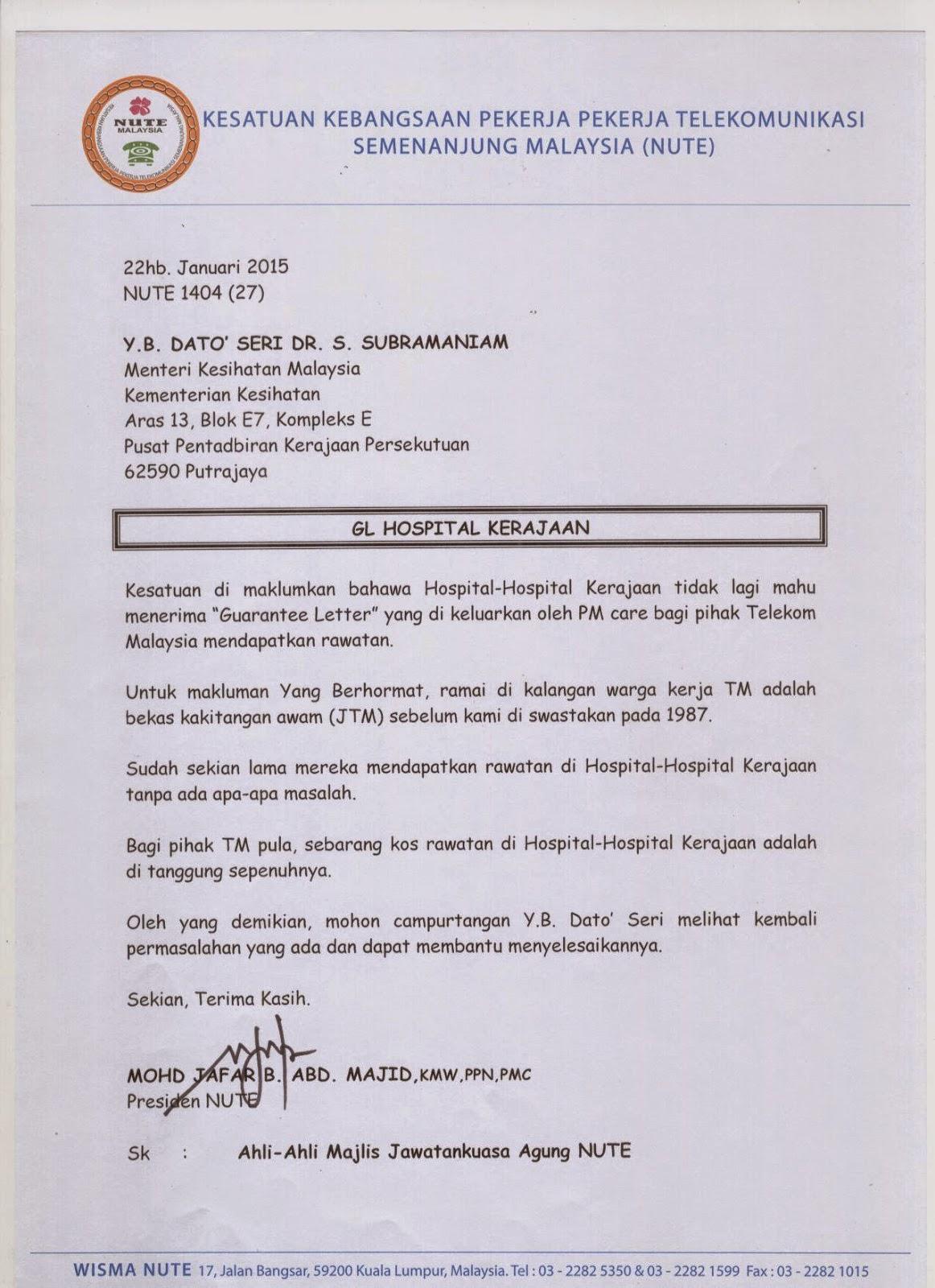 GL HOSPITAL KERAJAAN - UniFi Specialist by TM