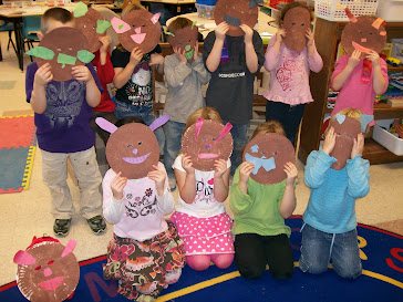 BROWN BEAR MASKS