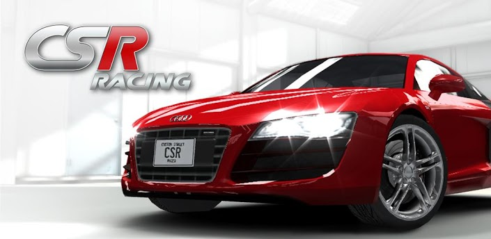 CSR Racing V1.1.5 APK+DATA( Mod : UNLIMITED MONEY)