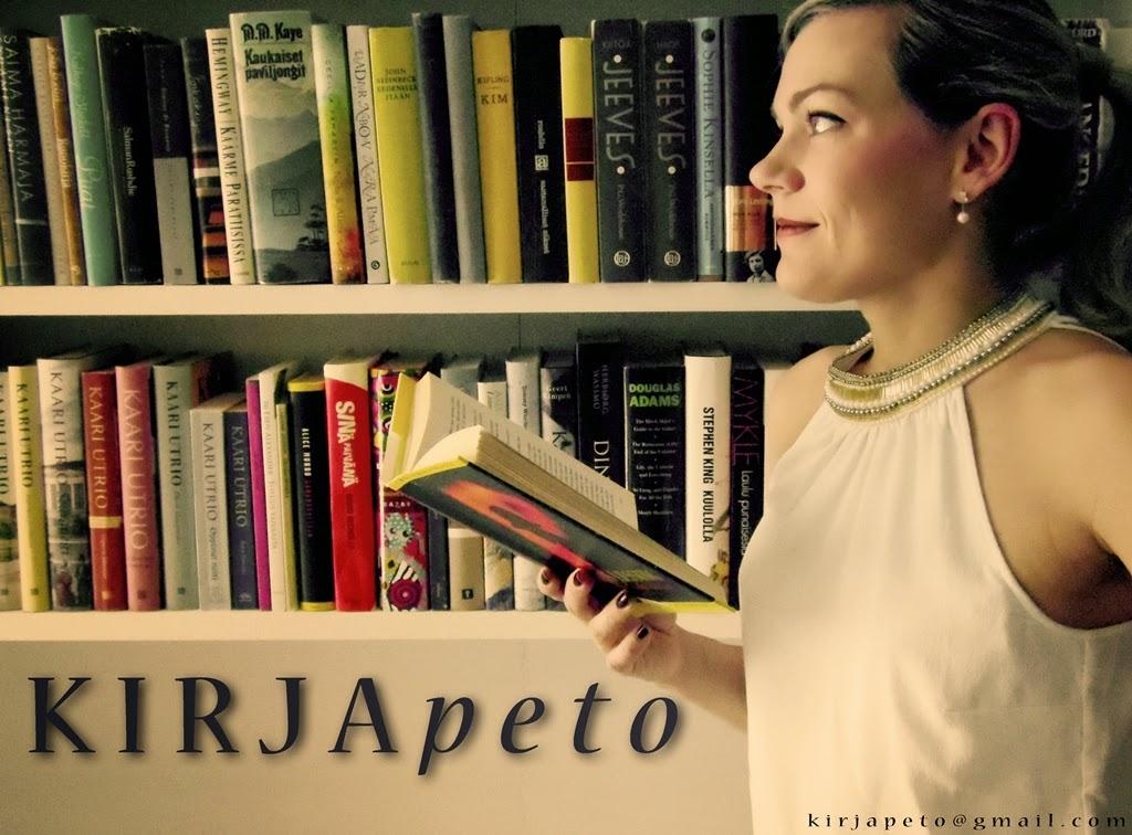 Kirjablogi Kirjapeto