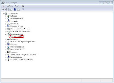Mengaktifkan Webcam Laptop/Netbook