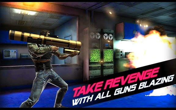Fightback android game