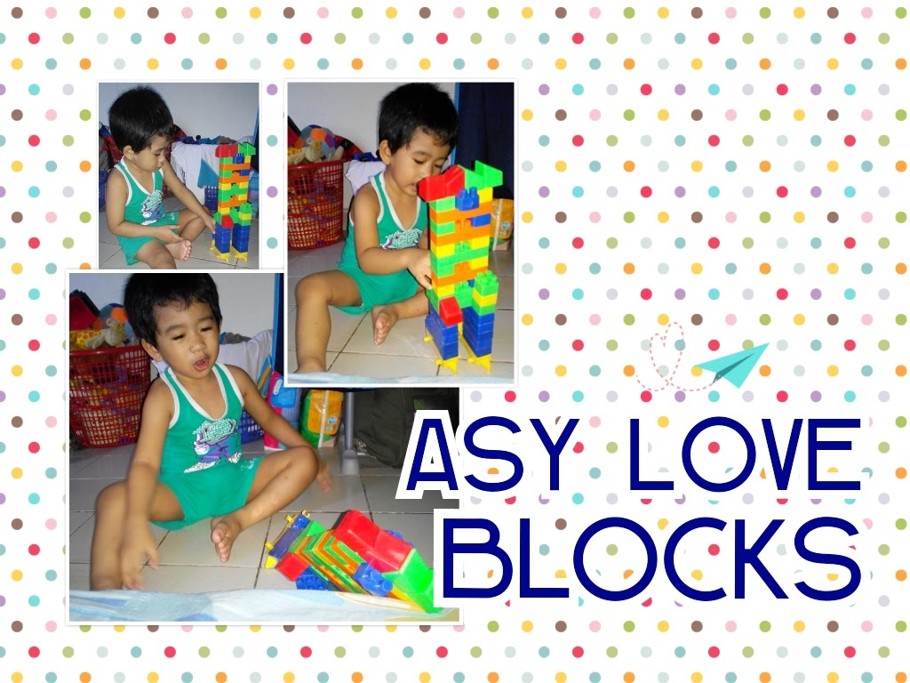 Baby asy love blocks