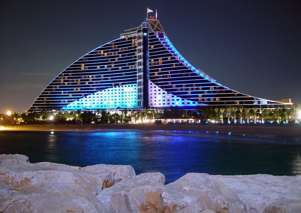 Dubai 39 s best hotels for Biggest hotel in dubai