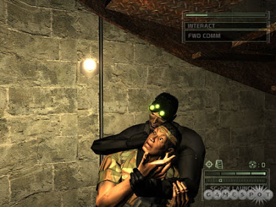 Download Tom Clancy's Splinter Cell Chaos Theory Game PC Full Version