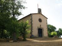 Façana de ponent de la Capella de Sant Marc