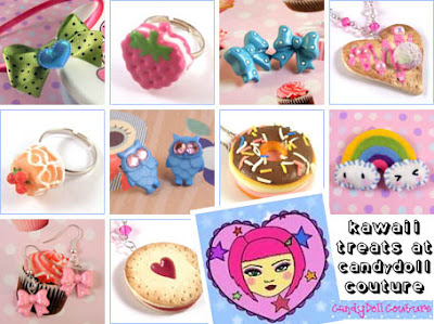 Kawaii treats at CandyDoll Couture