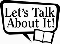 logo of Let's Talk About It program
