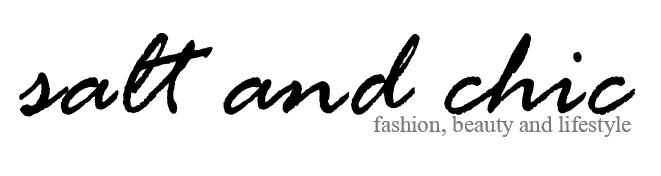 Salt and Chic // UK Fashion Blog