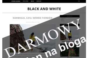 Szablon na blogspot do pobrania za darmo: zabawa czerwcowa