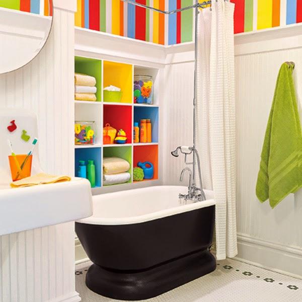 Model kamar mandi minimalis 7