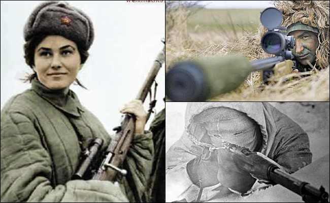 10 Penembak Jitu (Sniper) Terhebat Sepanjang Masa