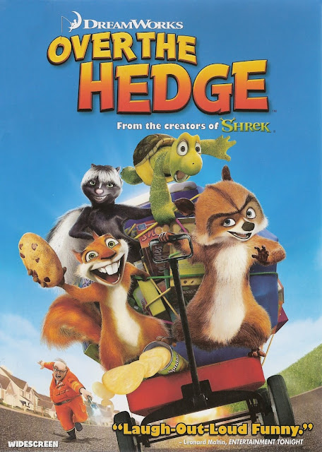 Over the Hedge (2006) HD 720p | Full Movie Online
