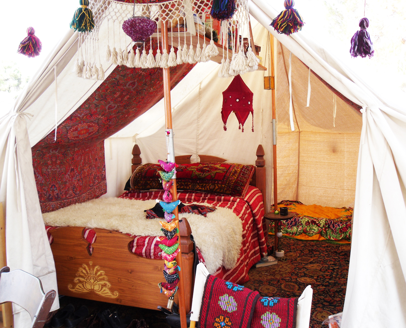 Revamp Romancing The Tent