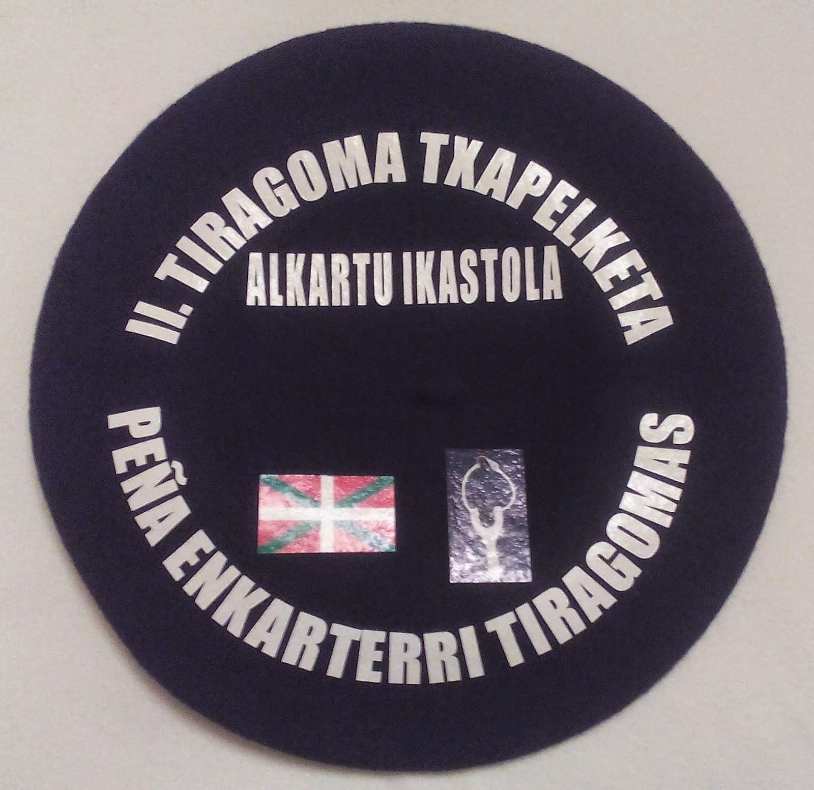 II Tiragoma txapelketa