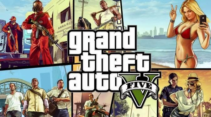 Game GTA 5 For PC