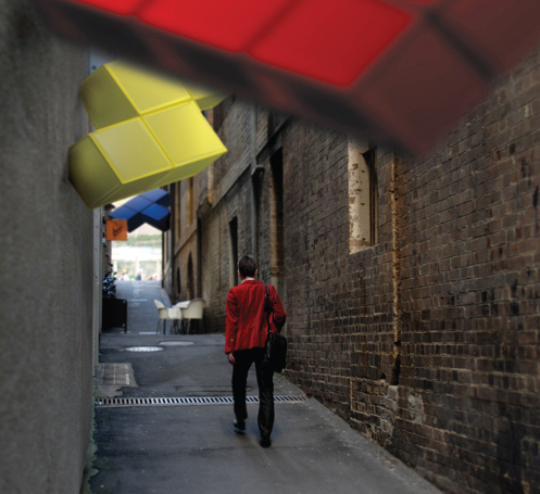 Abercrombie Lane en Sydney