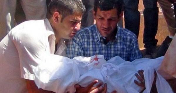 Balita Suriah yang Tenggelam di Bodrun Turki Telah Dimakamkan