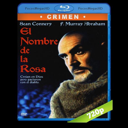 El nombre de la rosa (1986) BrRip 720p Castellano/inglés AC3+subs