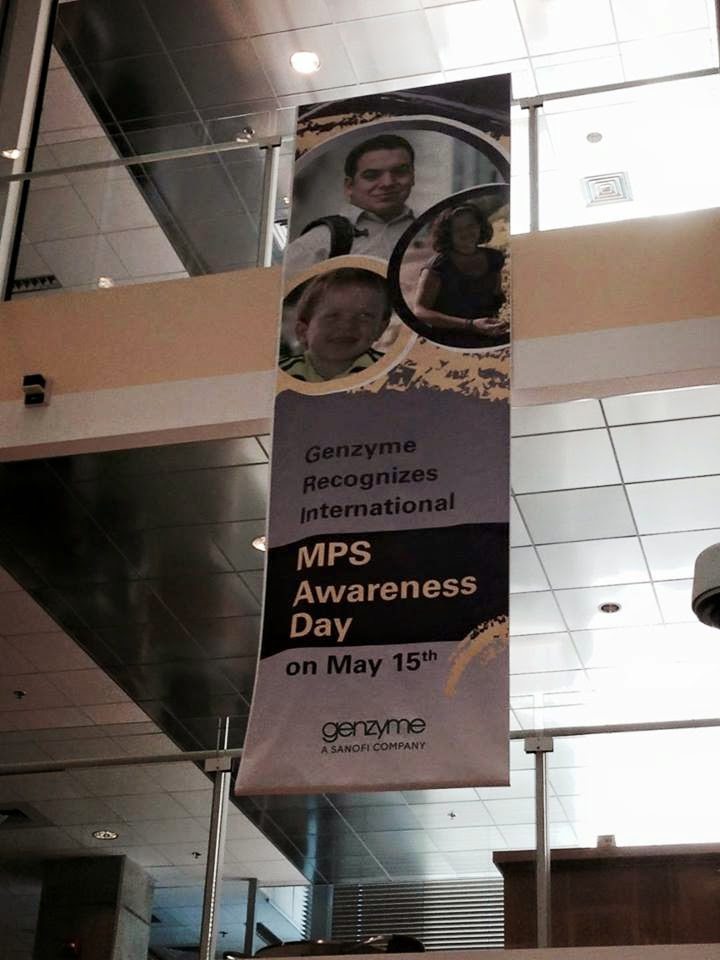 MPS Awareness Day